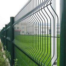 养鸡圈地网15米高养殖铁丝网山坡圈地铁丝网公路折弯护栏网图片