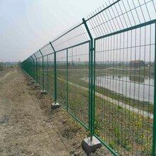 四川公路鐵路護欄網廠家雙邊絲護欄網價格圖片