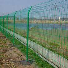 昆明護欄網生產廠家昆明公路防護網高速路雙邊絲護欄網圖片