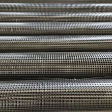四川土工格柵生產廠家修路工程用土工格柵路基用鋼塑土工格柵圖片