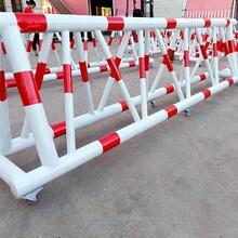 防撞拒馬護欄四川生產廠家學校門口活動拒馬護欄防撞護欄圖片