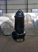 能吸深50-60米吸沙泵抽沙泵型号图片