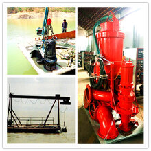 潜水式泥沙泵耐磨泥沙泵厂家企业多年生产经验图片
