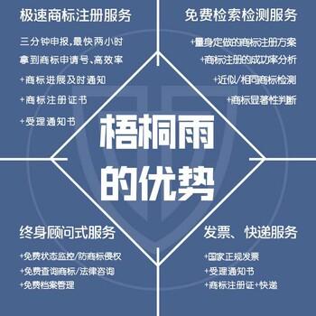 沈阳梧桐雨商标申请一站式赛车计划
