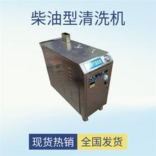云翼燃油加热型蒸汽清洗机蒸汽洗车机高温高压蒸汽清洗设备无需污水处理图片
