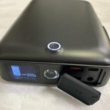 登峰牌UPS移動電源筆記本應急電源廠家直銷一個起批圖片