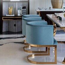 轻奢单人沙发椅进口头层牛皮橙色休闲椅后现代简约客厅办公酒店家具