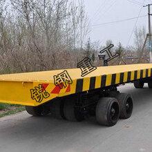 20T平板拖车,20吨拖车价格