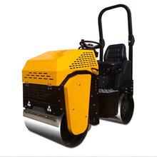 供应4吨座驾式压路机双钢轮压路机工程压路机