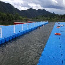 供应吹塑浮箱浮漂桶水上组合式模块塑料浮筒浮桥