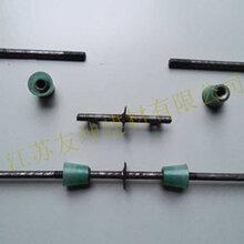安庆止水螺杆-止水螺栓的分类与制作工艺-江苏友坤建材止水螺杆厂家图片