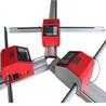 高效便携式等离子火焰两用金属图形切割机