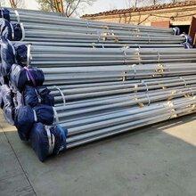 镀锌钢管热镀锌钢管诚铸管业有限公司6/12米定尺图片