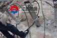 修建巖石快速劈裂機伊犁哈薩克