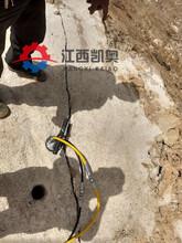井桩岩石分裂机哪家好图片