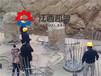 三明挖机改装劈裂桥梁铺装层