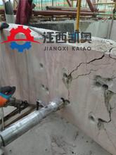 采矿新设备150柱塞式劈裂棒什么牌子的好图片