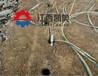 矿山劈山器路面路基扩宽劈裂机开山快的设备福州