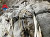 东莞裂石器液压撑裂机液压爆石器大坝开挖坚硬石头