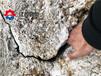 漳州钢筋混凝土静态爆破地基楼房挖基础劈裂机