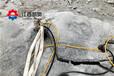 锦州工作视频静态爆破大型机载式劈裂机