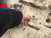 大力开山机小型石头劈裂机破桩头效率高厦门