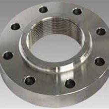 304不锈钢法兰加工定制平焊法兰厂家直销不锈钢非标法兰图片