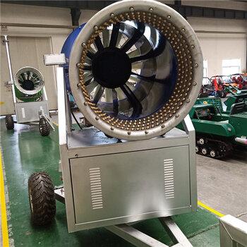 造雪机的工作原理_天冰造雪机