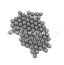 高精度陶瓷球加工碳化硼研磨球滚珠碳化硼球图片