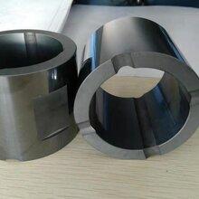 无压碳化硅轴常压碳化硅轴套密封环陶瓷轴套厂家