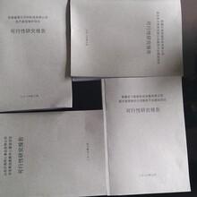 河南專做可行性報告公司河南范文圖片