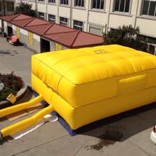 雷沃消防批發出售韓國救生氣墊6×8×2.7m圖片