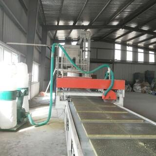 延边水泥砂浆复合岩棉条生产线自动砂浆岩棉复合板性能稳定图片6