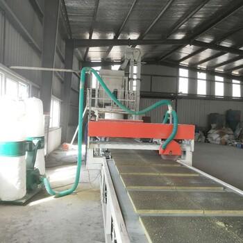 酒泉外墙岩棉复合板设生产线外墙岩棉复合板设备技术成熟