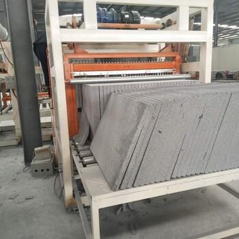 水泥基匀质板设备水泥基匀质板生产线切割机设备