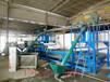 深圳流淌式水泥基匀质板生产线岩棉双面砂浆复合板设备设备价格