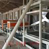 云南自动砂浆岩棉复合板岩棉复合玻璃纤维布机器
