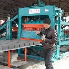 湖南長沙環保免燒磚機廠家小型水泥磚機視頻二手磚機價格圖片