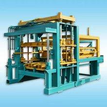 天津建丰砖机厂家多功能砖机环保免烧砖机智能砖机建筑垃圾制砖机图片