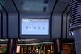 室內全彩led顯示屏陜西都明P3led顯示屏