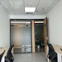 龙岗区共享办公室出租,提供租赁凭证,注册公司