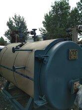 現緊急出售二手燃氣鍋爐、二手蒸汽鍋爐,手續齊全,歡迎來電咨詢!圖片