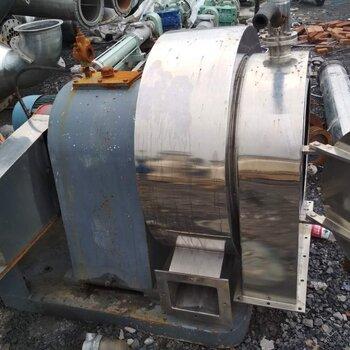 轉讓二手臥式螺旋卸料過濾離心機、過濾離心機、卸料離心機
