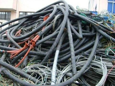 库存铝电缆回收积压库存电缆回收 随叫随到