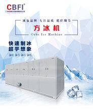 广州冰泉大型食用制冰机设备1~20吨食用方冰机/颗粒冰机