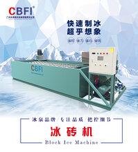 广州冰泉制冷1-200吨条冰机/冰块机鱼车专用制冰机