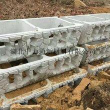 混凝土阶梯式生态框图片