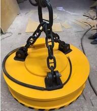 廠家直銷MW5-180L/1起重機電磁吸盤行車電磁吸盤廢鋼電磁吸盤圖片