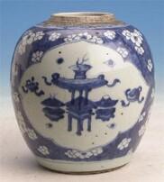 清代民窑瓷器图片 -黄页88高清图片
