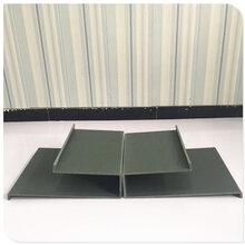 郑州塑料板厂家供应成品天沟檐沟雨水槽高分子天沟